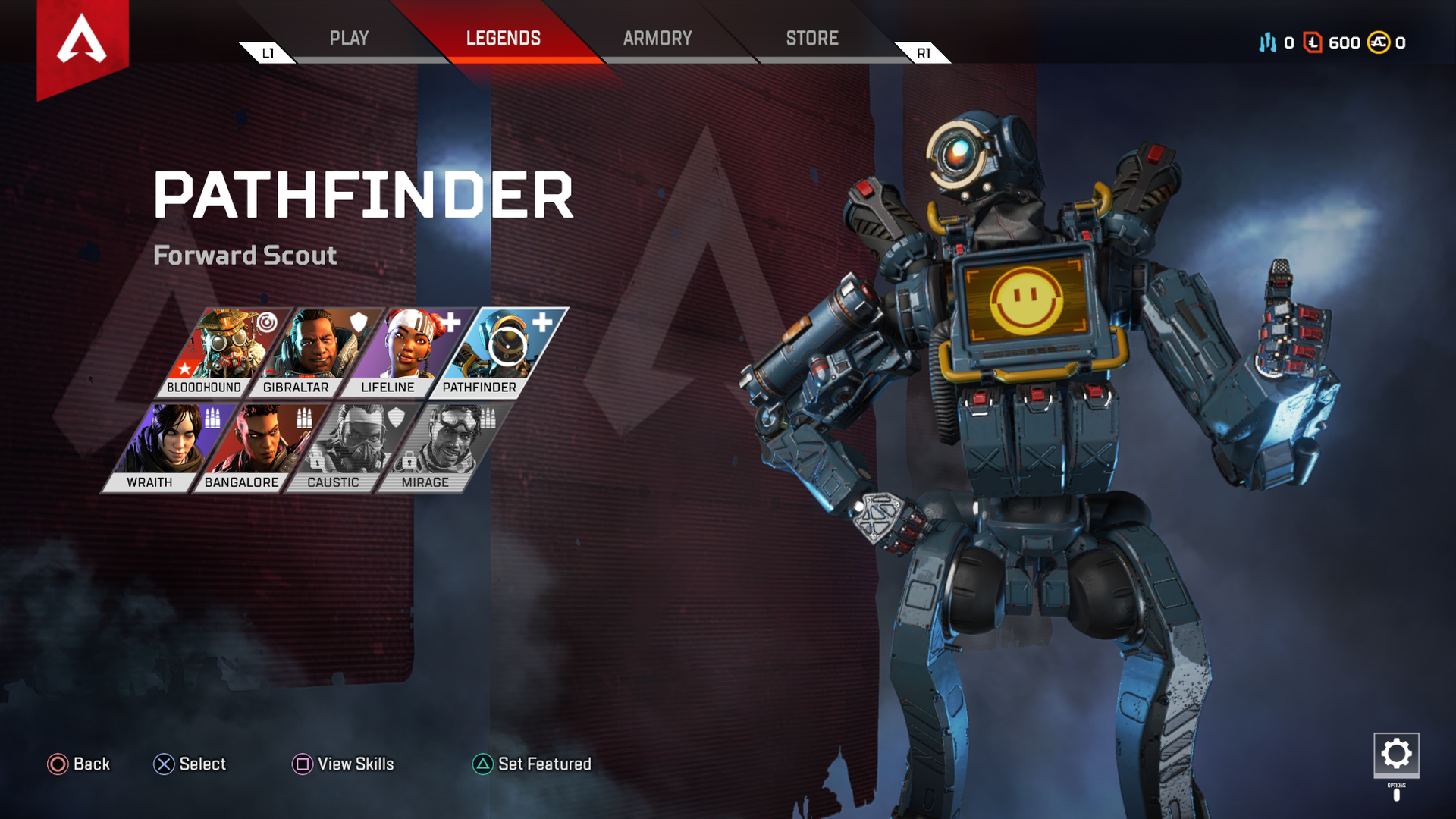 Apex Legends Best Character