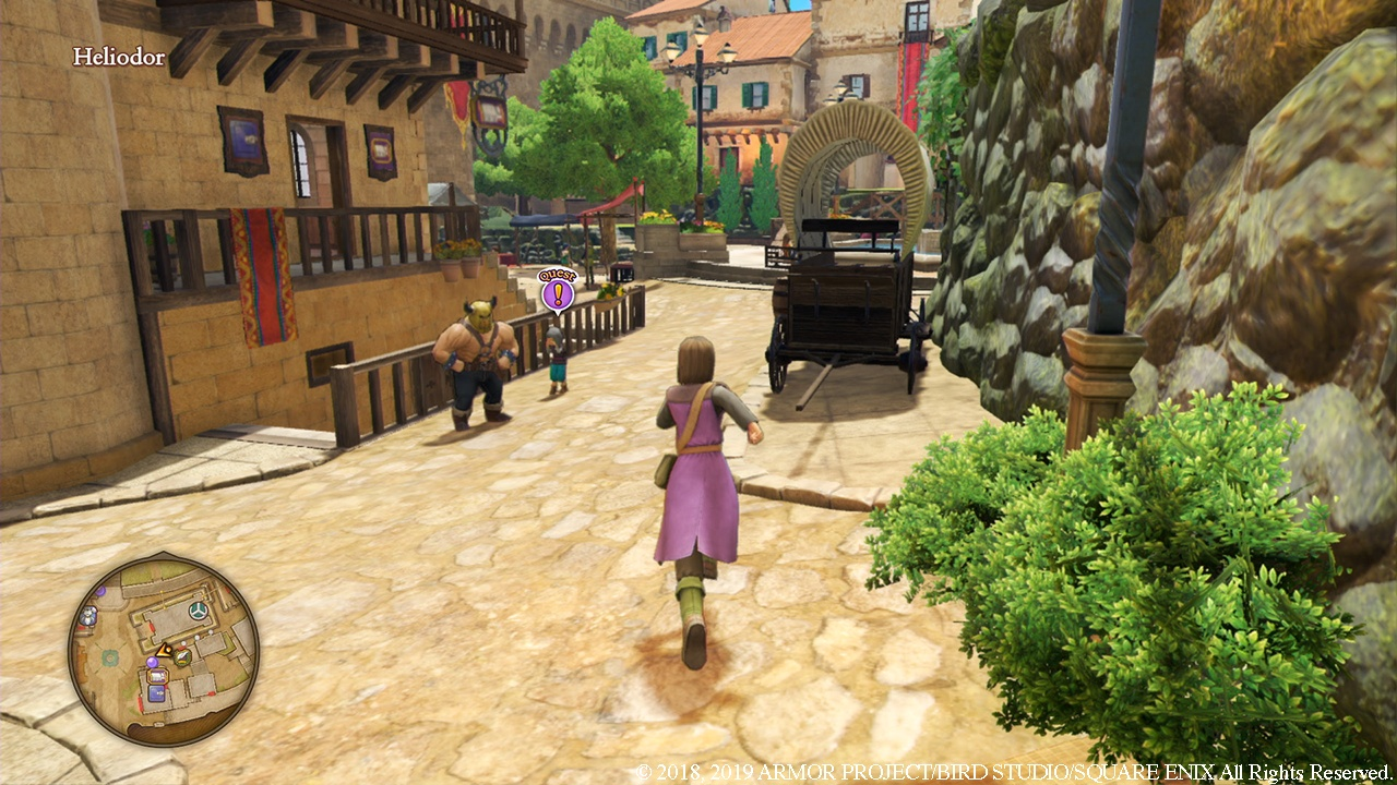 Dragon Quest 11 Quests