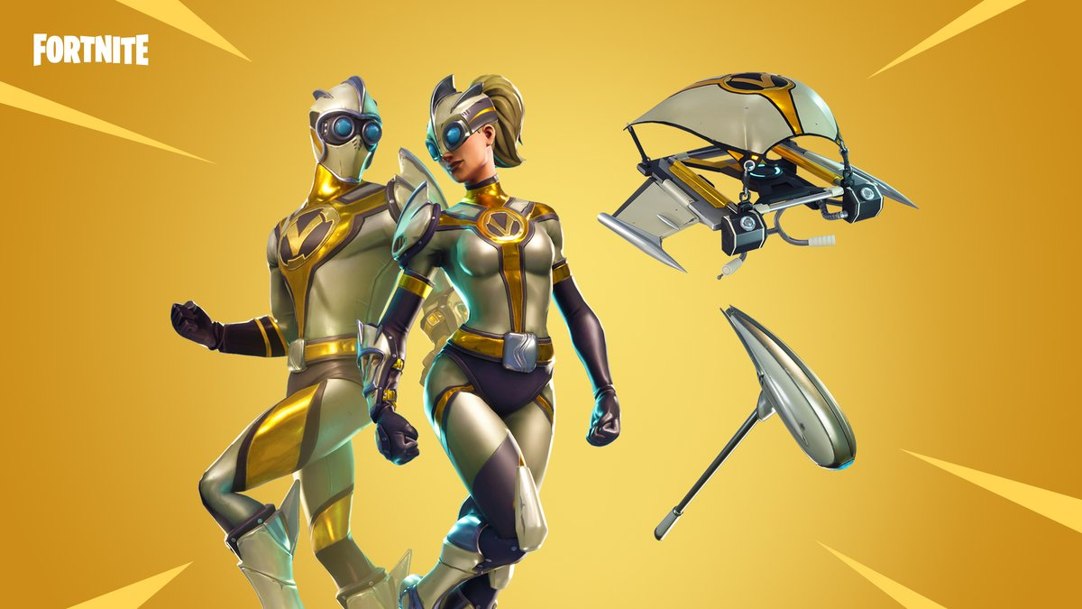 Fortnite Best Skins The Best Skin Combos To Flaunt Your