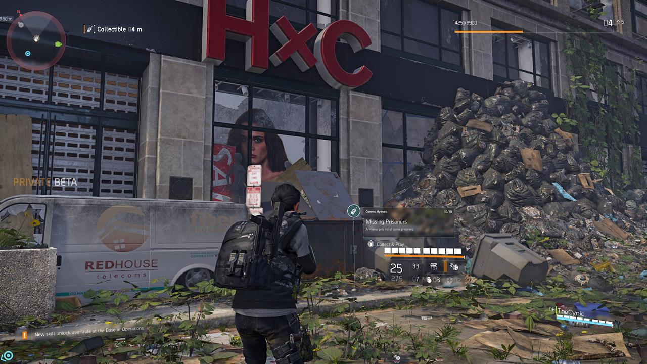 The Division 2 Where To Find All Hyena Comms Locations