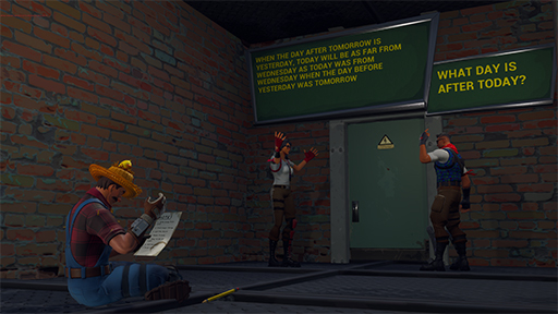Fortnite How To Complete The Riddle Maze Vg247