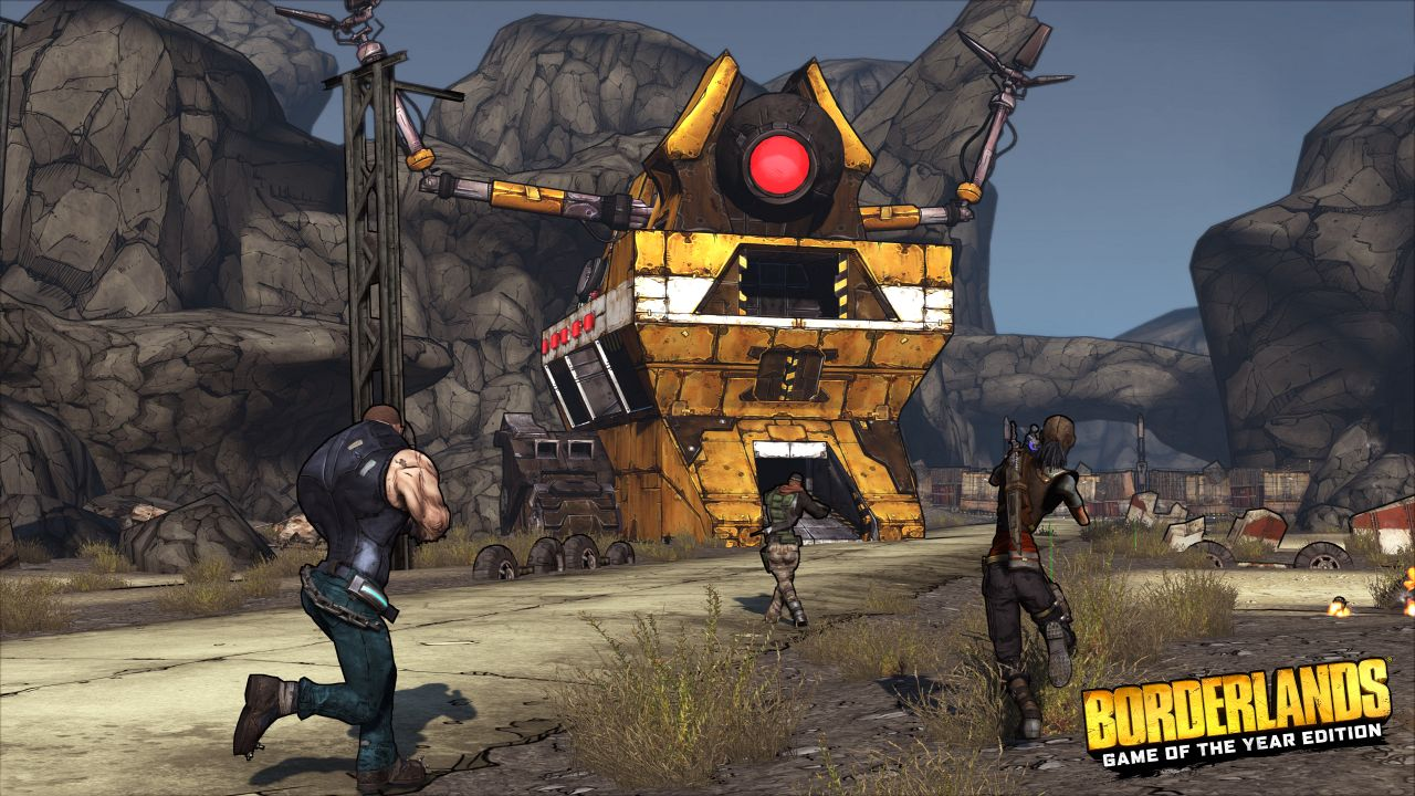 Borderlands GOTY Enhanced Trainer | Cheat Happens PC Game ...