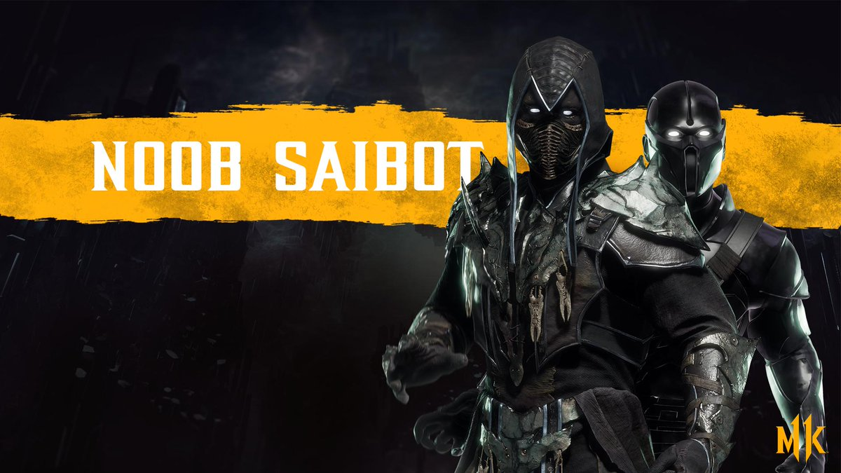 Mortal kombat 11 adds noob saibot and shang tsung to the - Mortal kombat 11 wallpaper ...
