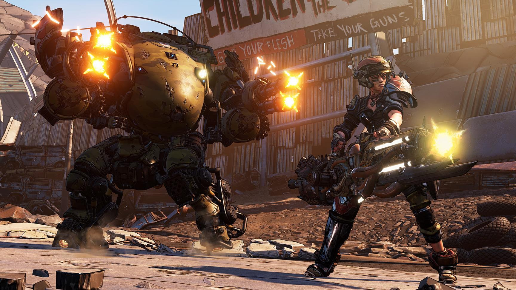 Borderlands 3 launches in September, PC version Epic Store ...