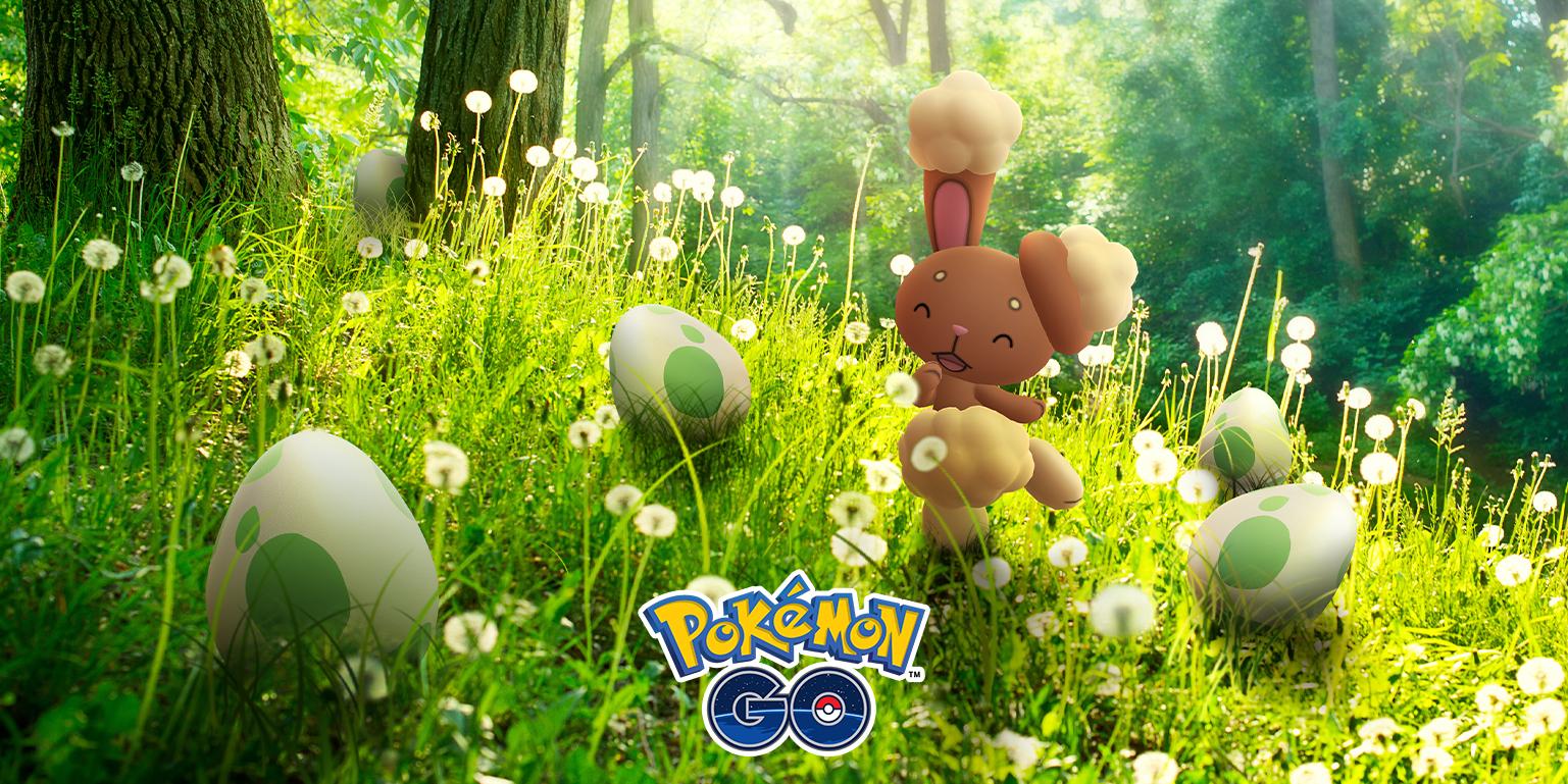 Pokemon Go Eggstravaganza Returns Next Week Runs Through