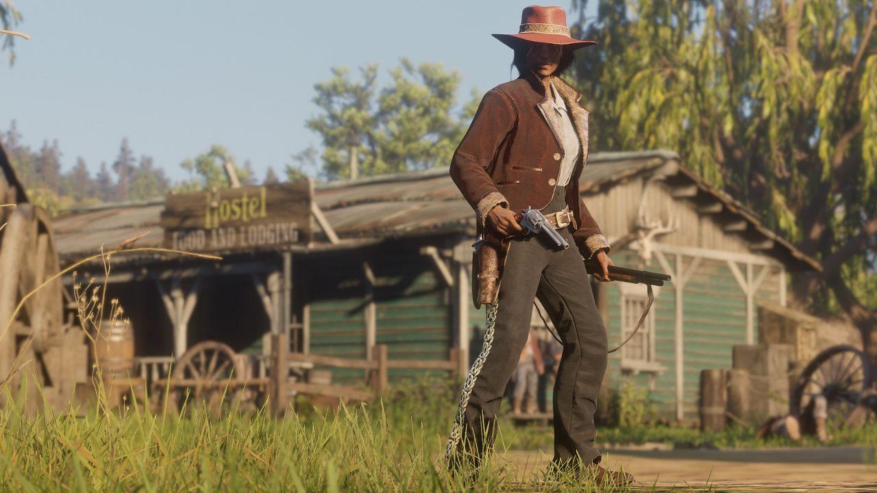 Red Dead Online: this week's update adds Plunder Showdown ...