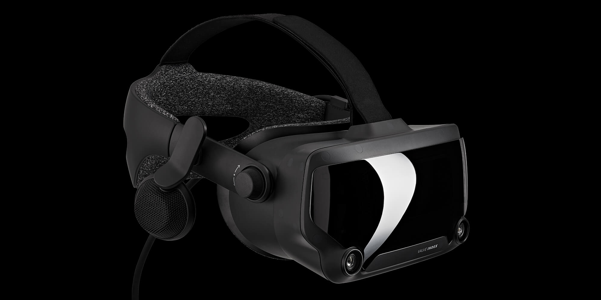 Htc Vive System Requirements >> Valve Index officially revealed, pre-orders kick off May 1 ...