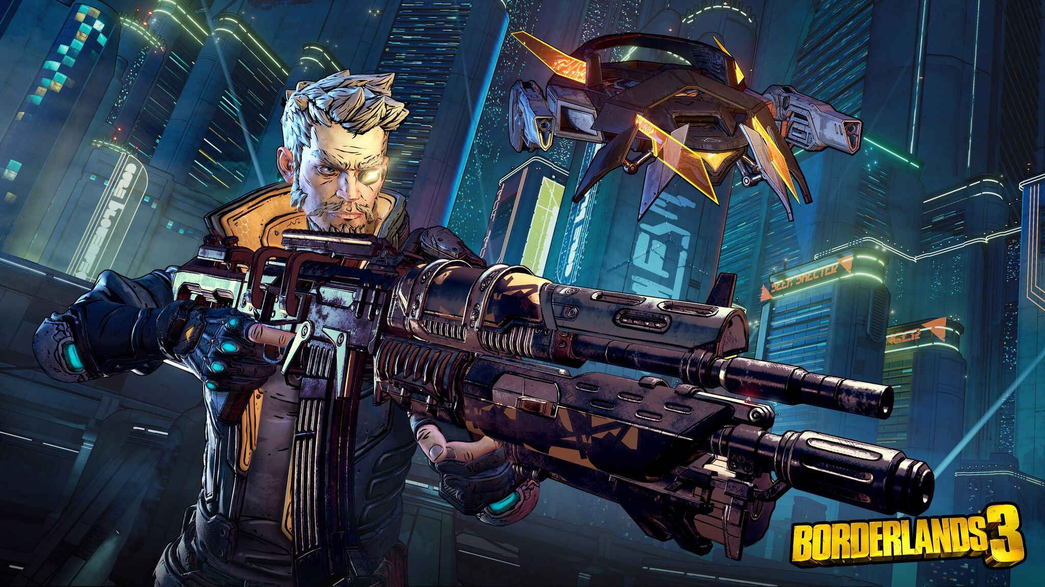 Borderlands 3 Preview: Maybe Bigger Is Better