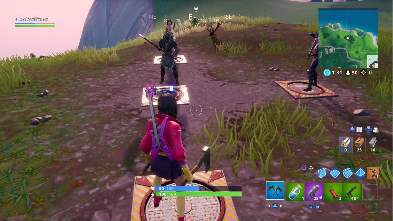 Fortnite: Fortbyte Locations Guide