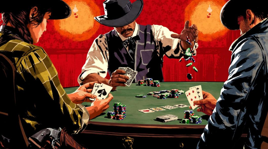 Poker And New Missions Arrive In Red Dead Online With