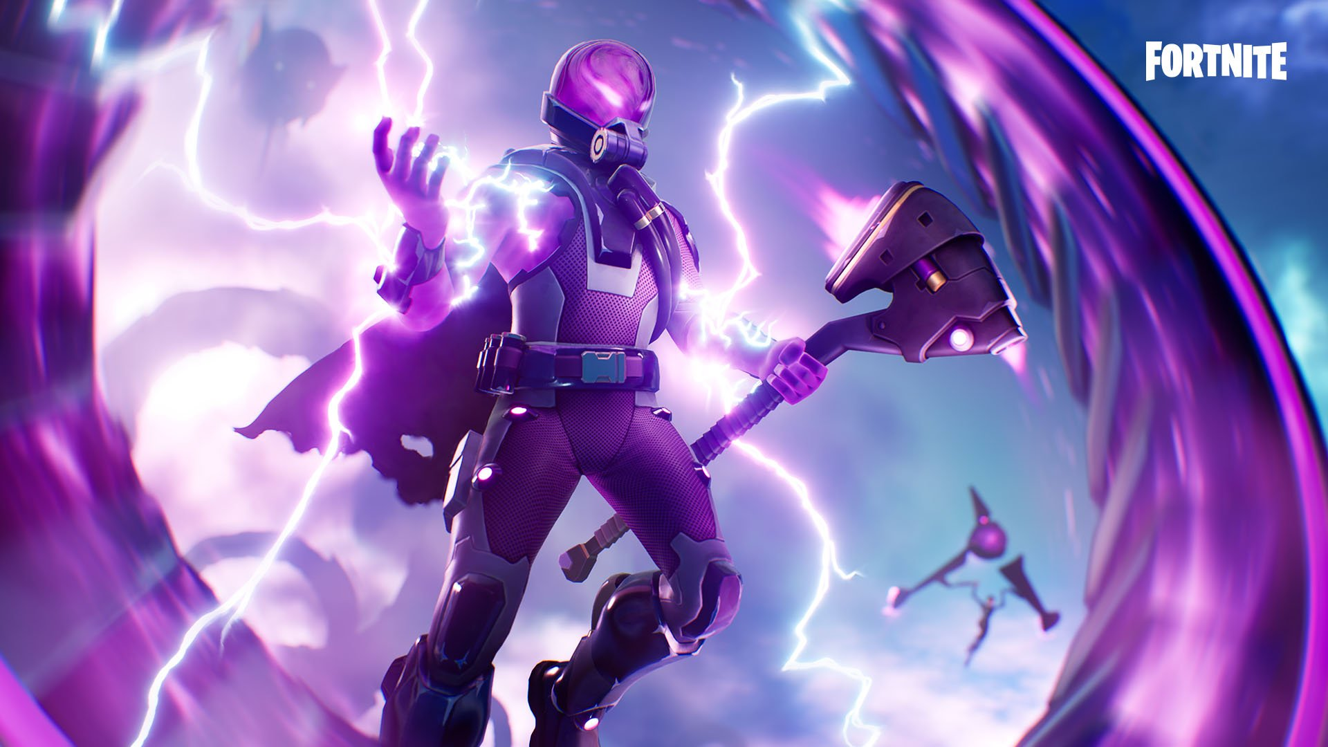 Animated Tempest skin thunders into the Fortnite item shop ...