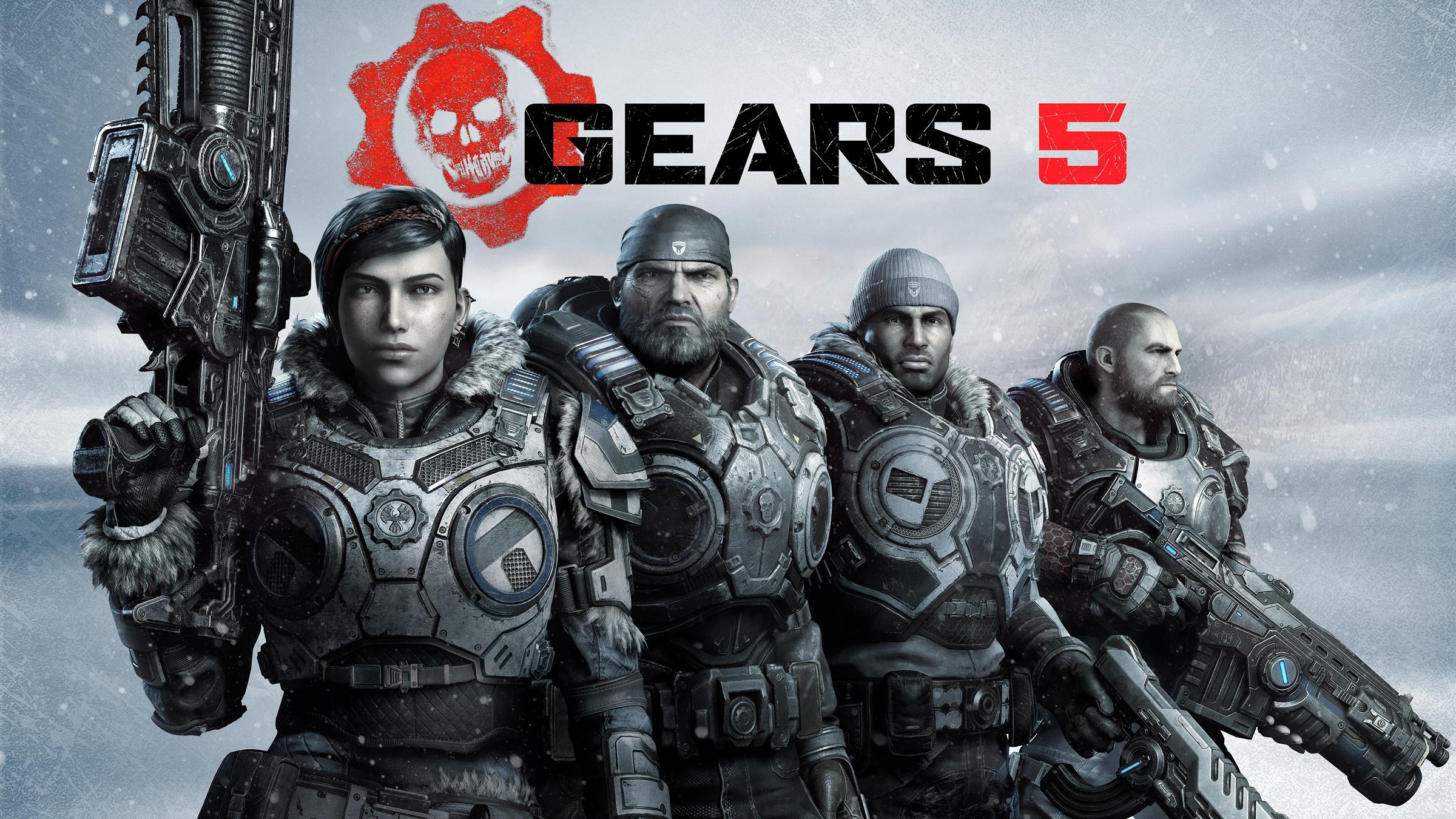 Gears 5 Versus Multiplayer Technical Test Kicks Off July 19