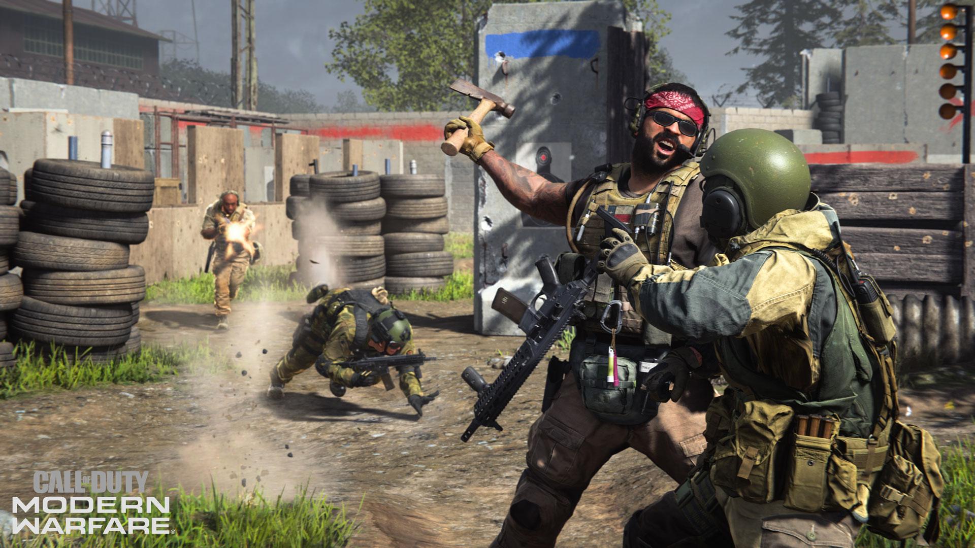 Call of Duty: Modern Warfare 2v2 Gunfight alpha goes up ...