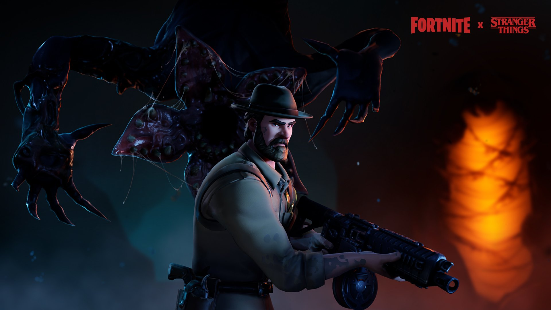 Fortnite gets Demogorgon, Chief Hopper skins in Stranger ...