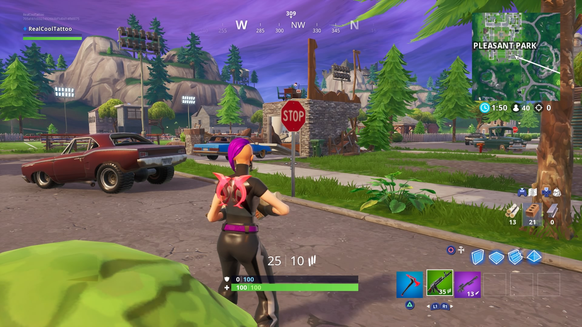 Fortnite: Stop Sign Locations - VG247