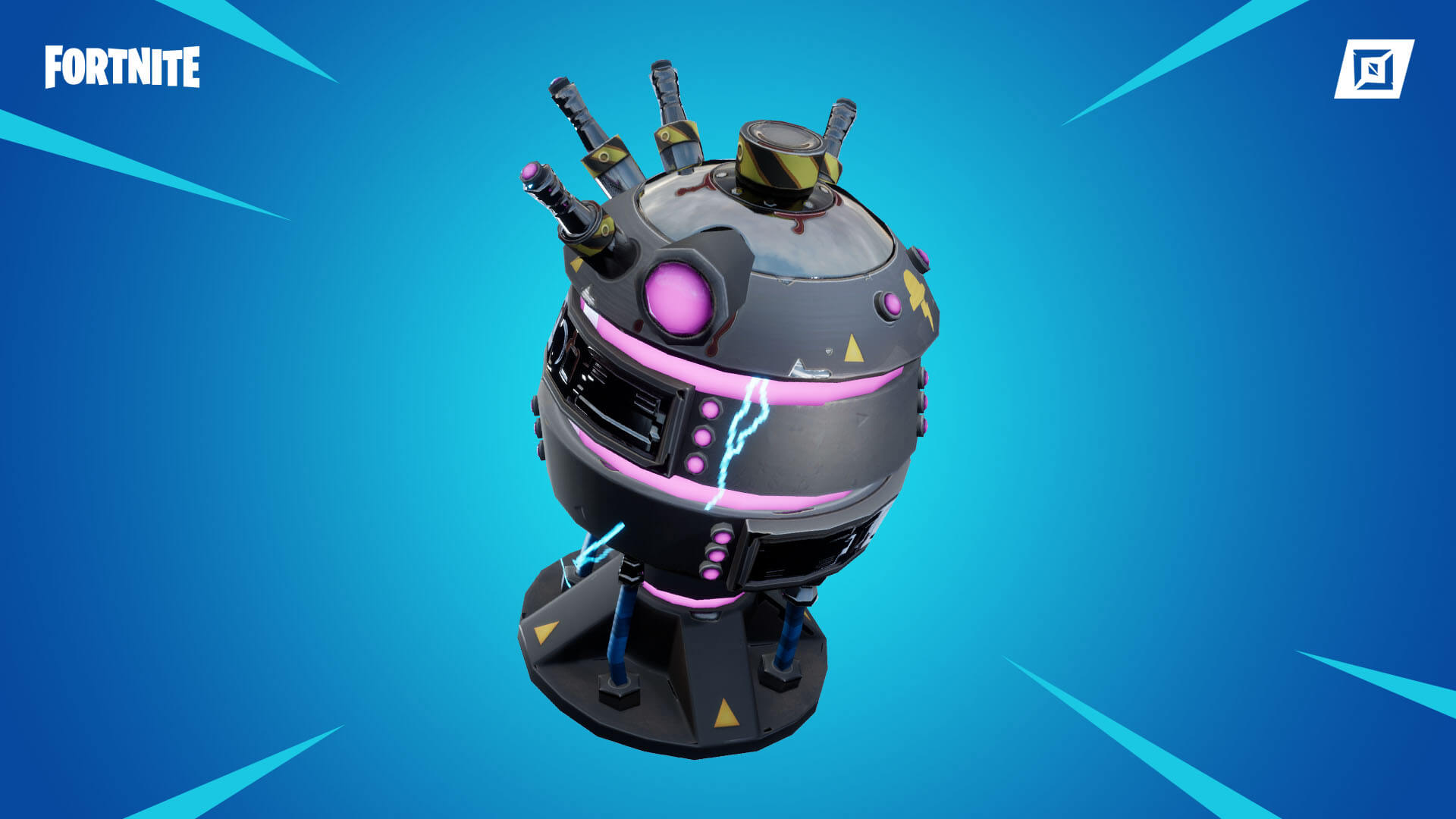 Fortnite Season X v10.00 update adds B.R.U.T.E mech ...