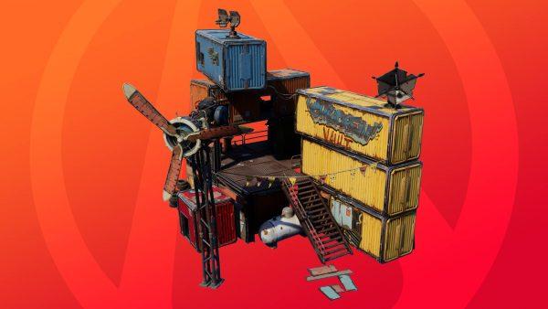 Fortnite v10.20 update adds Borderlands 3 Mayhem crossover ...
