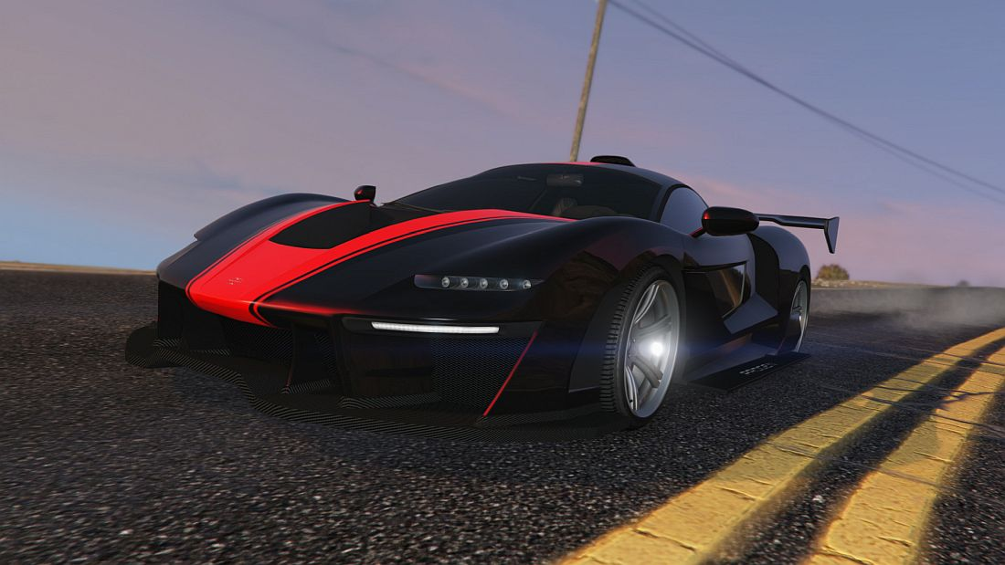 Gta Online Introduces The New Progen Emerus And Rc Time Trials