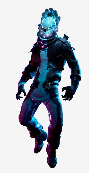 Fortnite Season X/10 Battle Pass Skins & Styles: Catalyst
