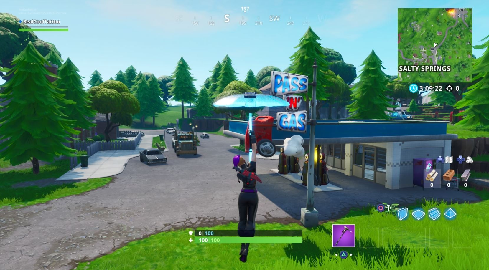 Fortnite: Gas Station locations - VG247