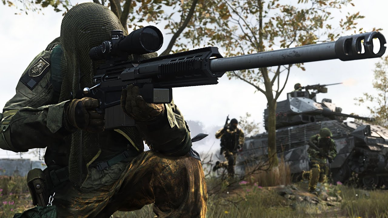 Everything you need to know about the Call of Duty: Modern ...