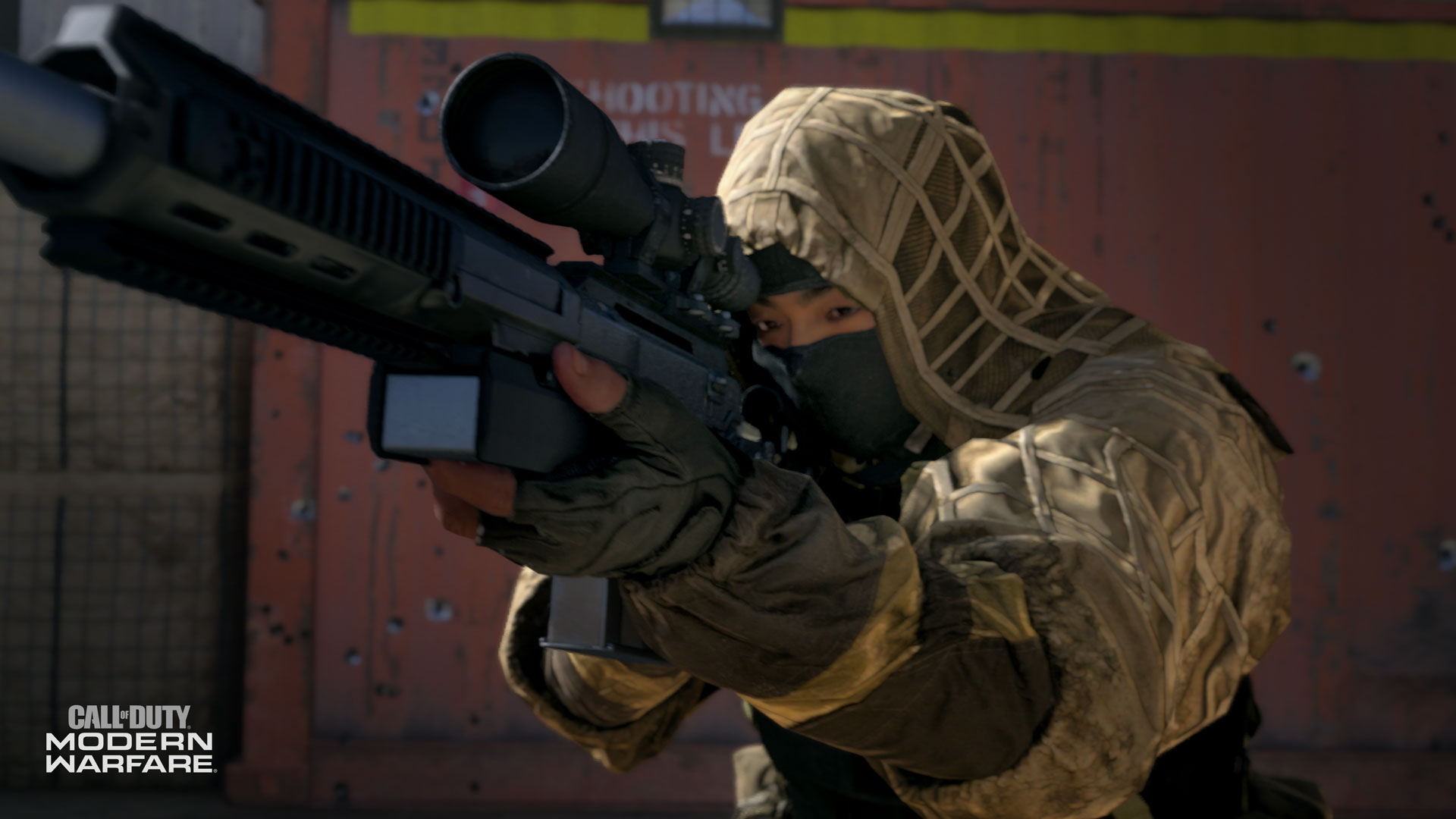 call of duty: modern warfare beta - photo #6