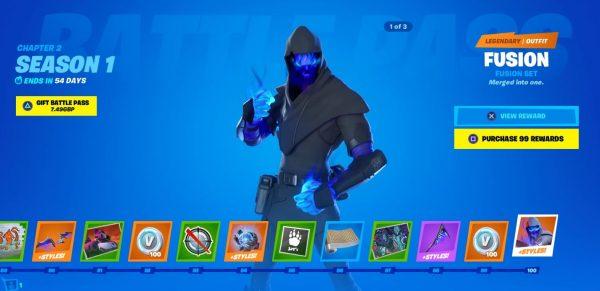 Free download Fortnite New Battle Pass Skins Rippley vs