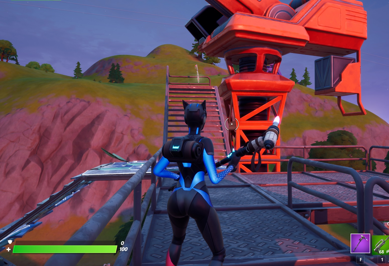Fortnite: Chapter 2 - Where to find the letter T - VG247