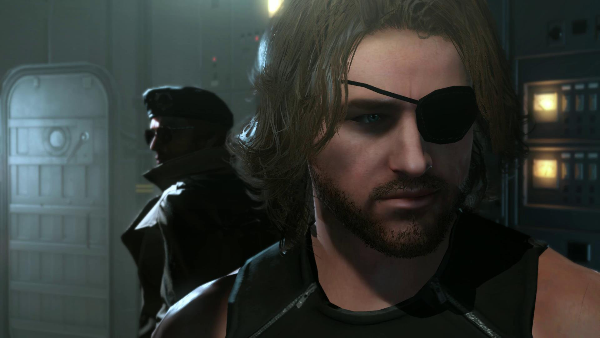 Metal Gear Solid V: Ground Zeroes - New mods let you play