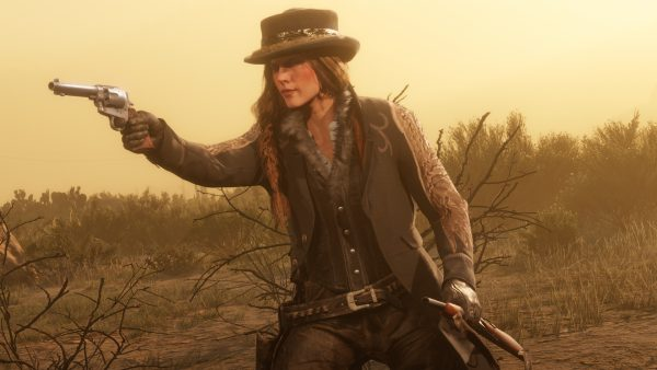 This week's Featured Series in Red Dead Online is Free Aim ...