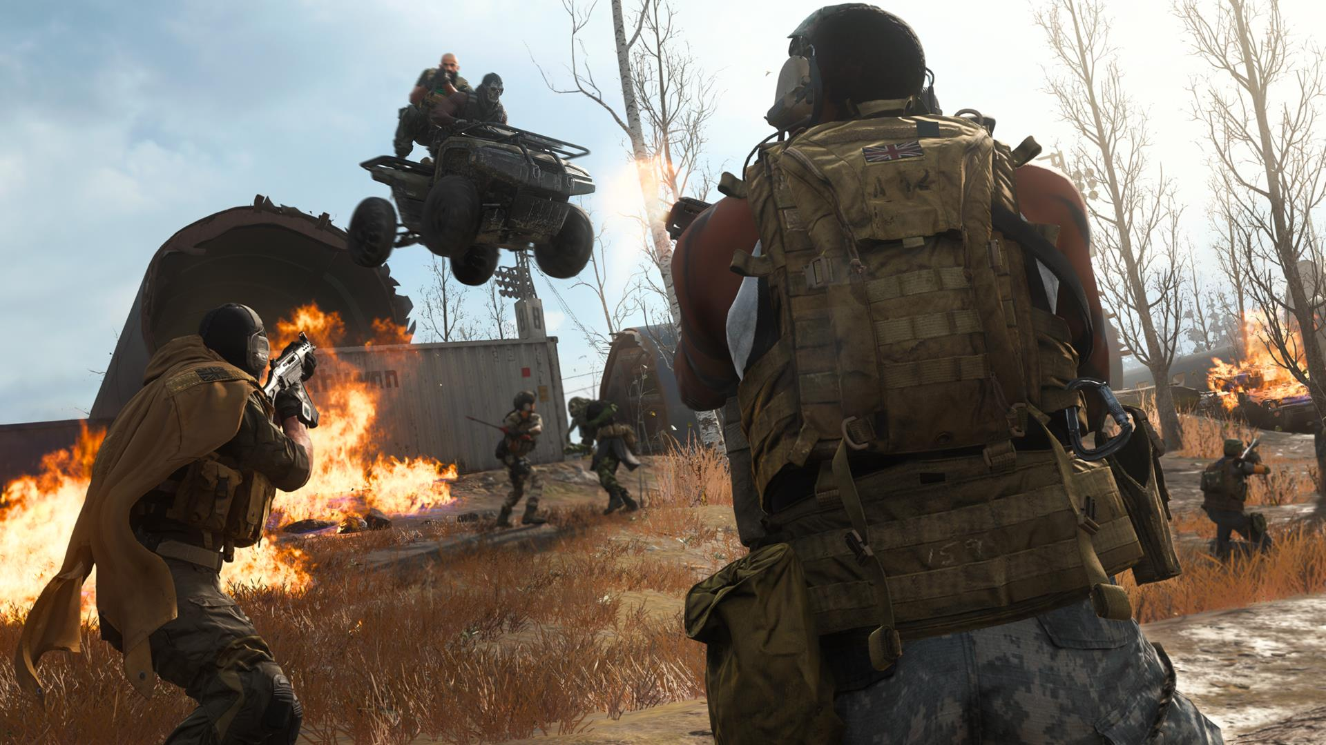 be classified as_Call of Duty battle royale Warzone releasing in March as a free-to-play standalone ...