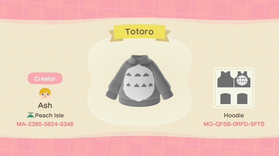 Animal Crossing New Horizons QR Codes and Custom Designs ...