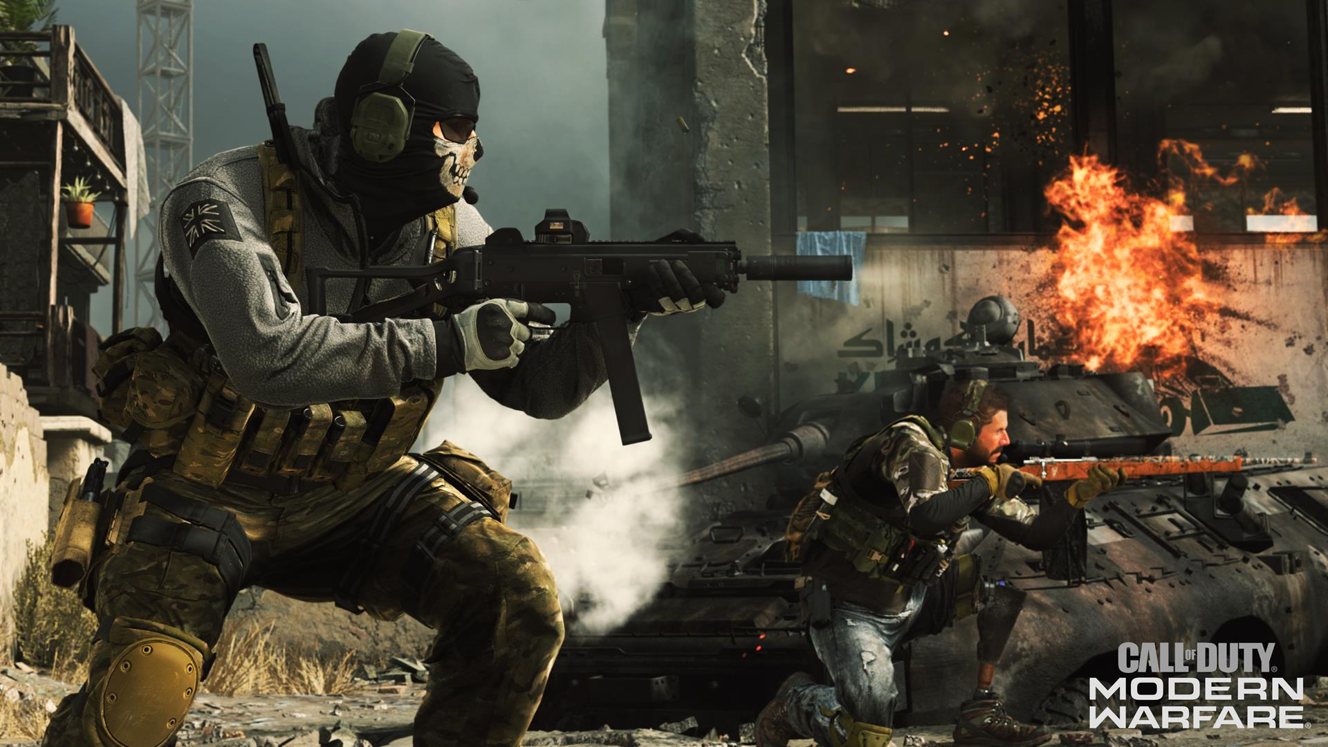 Call of Duty: Modern Warfare Objective Game Modes, player ...