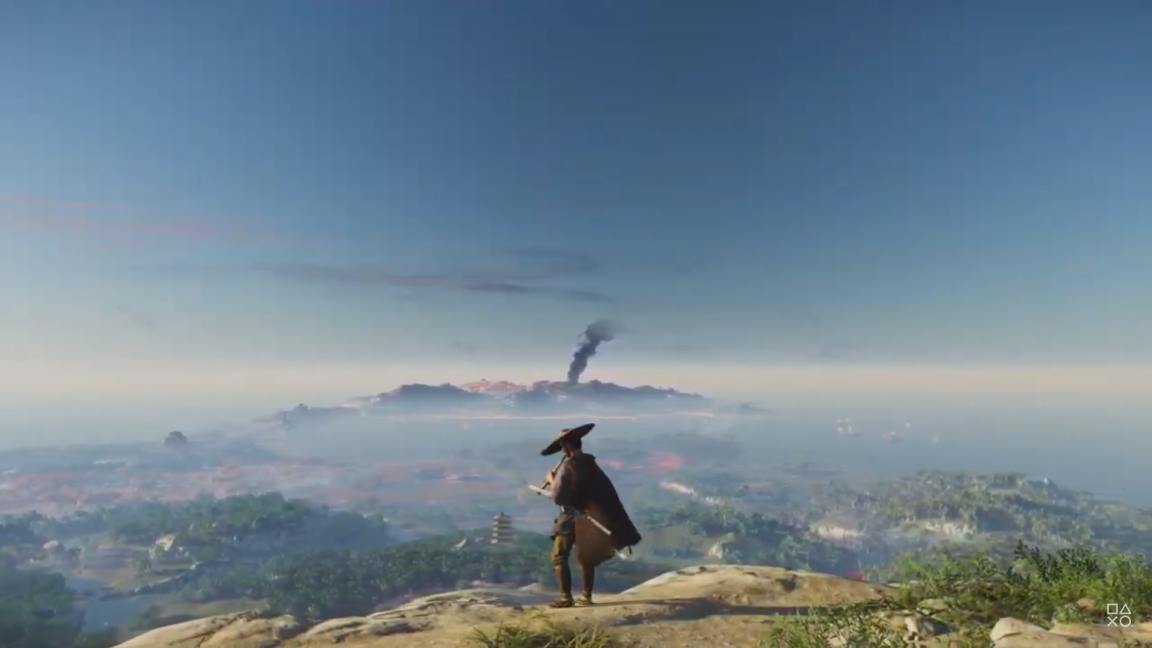 ghost of tsushima exploration