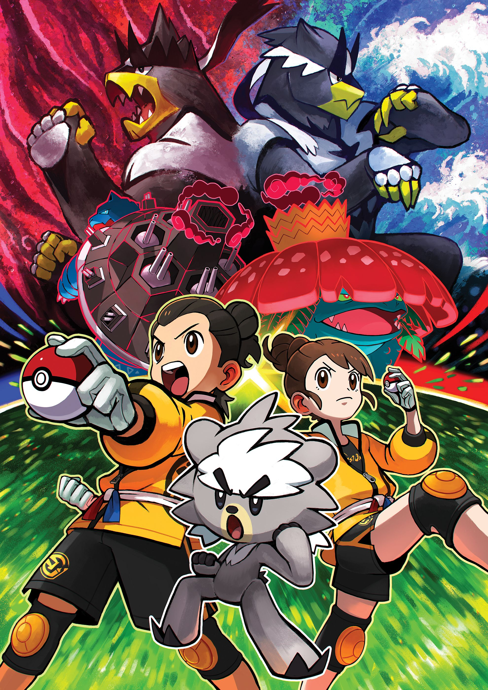 Pokemon Sword and Shield's The Isle of Armor has a release ...
