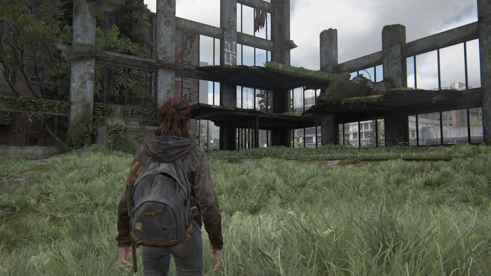 The Last of Us 2 Seattle Day 1 Downtown Full Map - All ...
