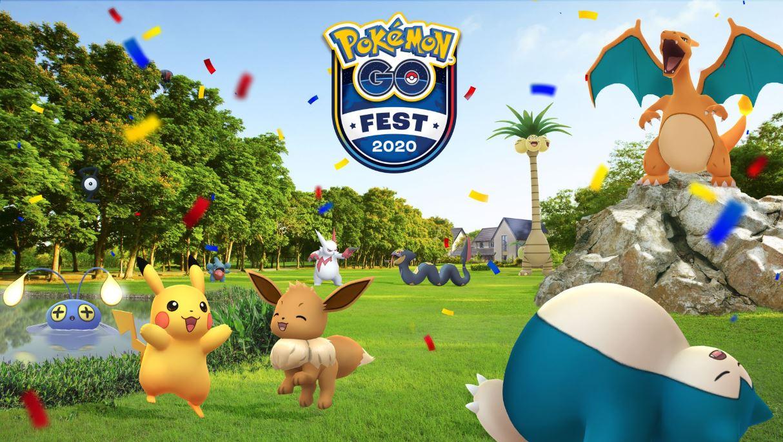 Pokemon Go Fest Dortmund 2021