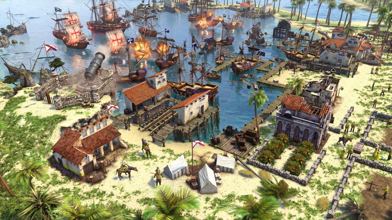 Age Of Empires Videospiele