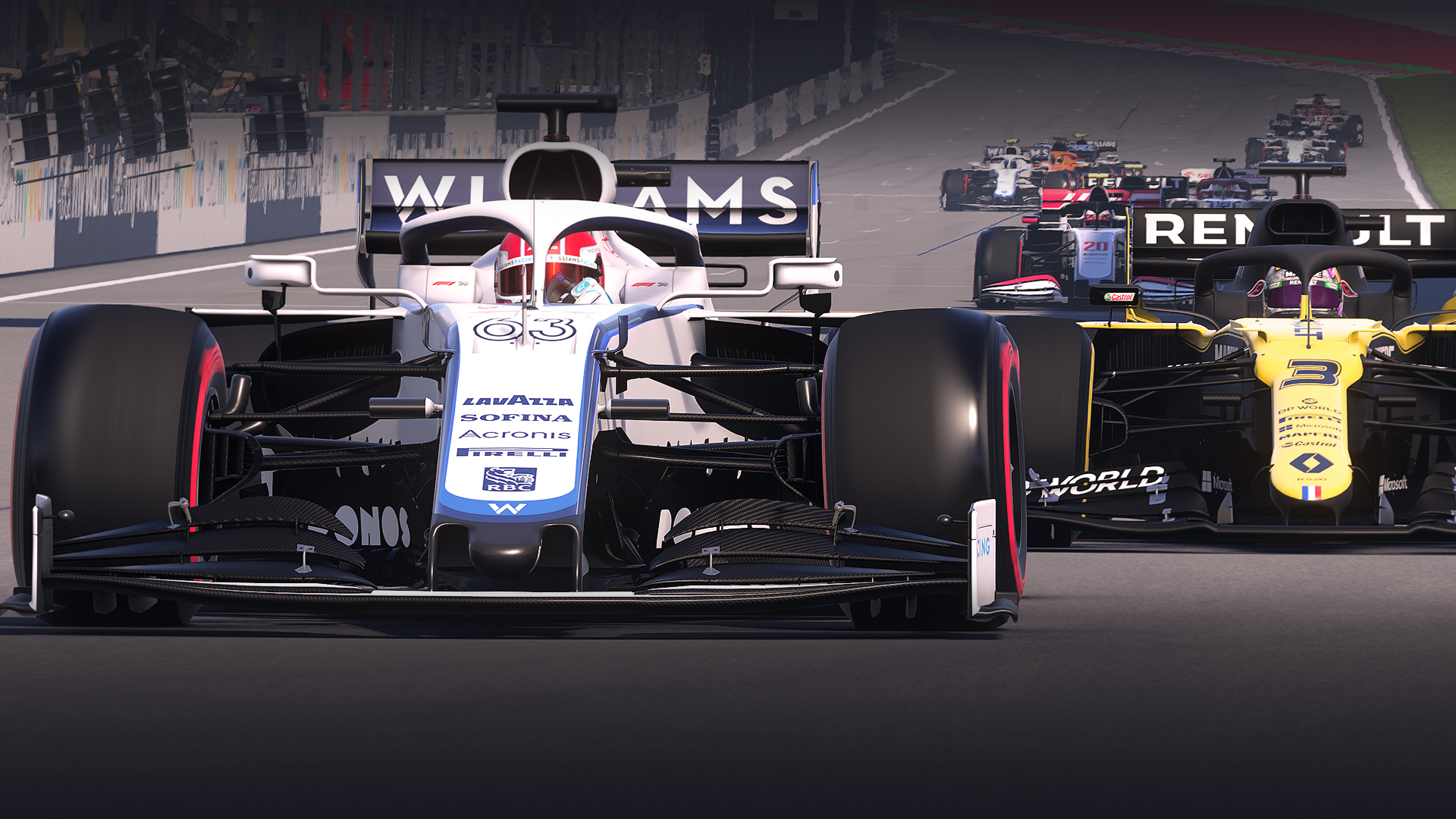 F1 2020 gets free trial on PS4 and Xbox One - VG247