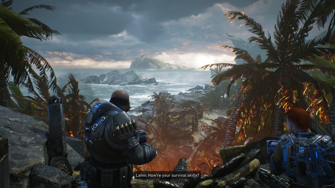 Microsoft just low-key dropped the best-looking game on Xbox Series X – Gears 5 Hivebusters DLC