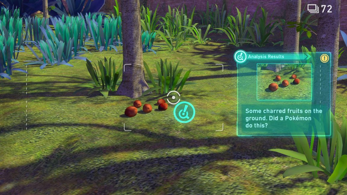 New Pokemon Snap gameplay video shows off the game's features