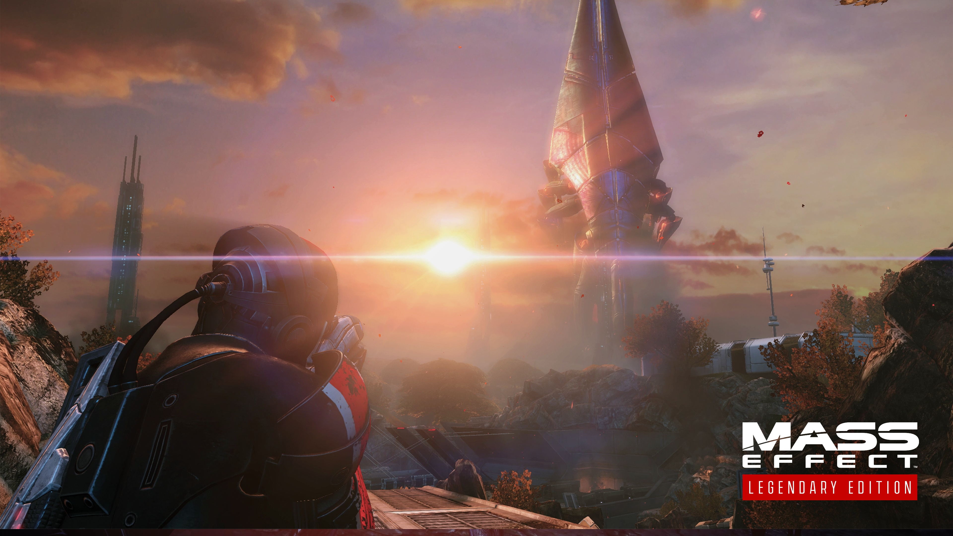 Mass Effect Legendary Edition looks like one of gaming's sharper 4K remasters – though don't expect major gameplay changes