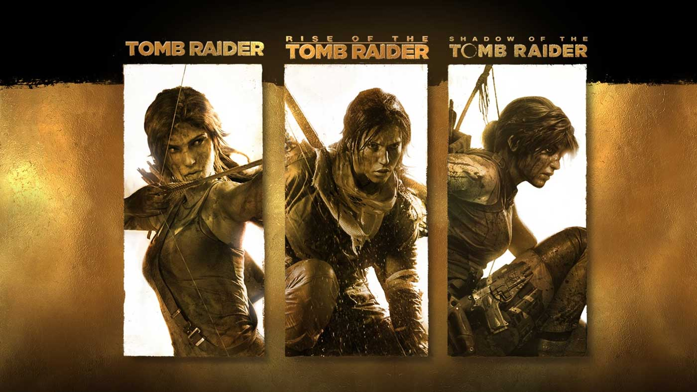 Tomb Raider: Definitive Survivor Trilogy has leaked via the Microsoft Store - VG247
