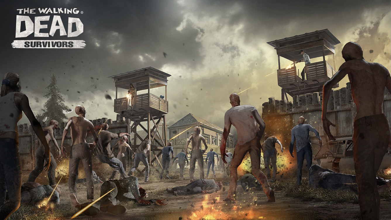 The Walking Dead Survivors rests the fate of a settlement on your shoulders