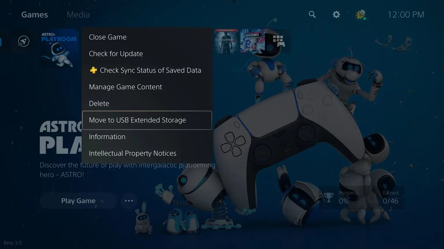 PS5's first major firmware update this year arrives tomorrow, adds USB storage