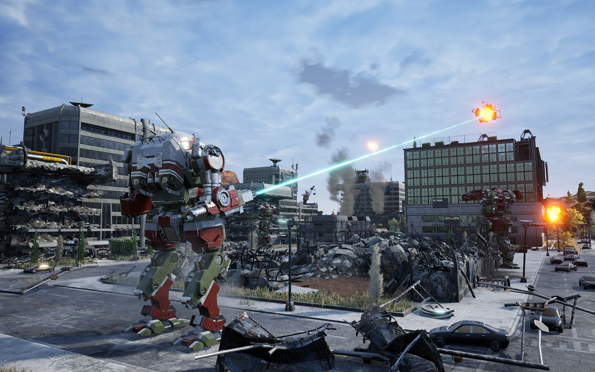 MechWarrior 5: Mercenaries Brings Tactical Mech-Driven Warfare to Steam and Xbox This May