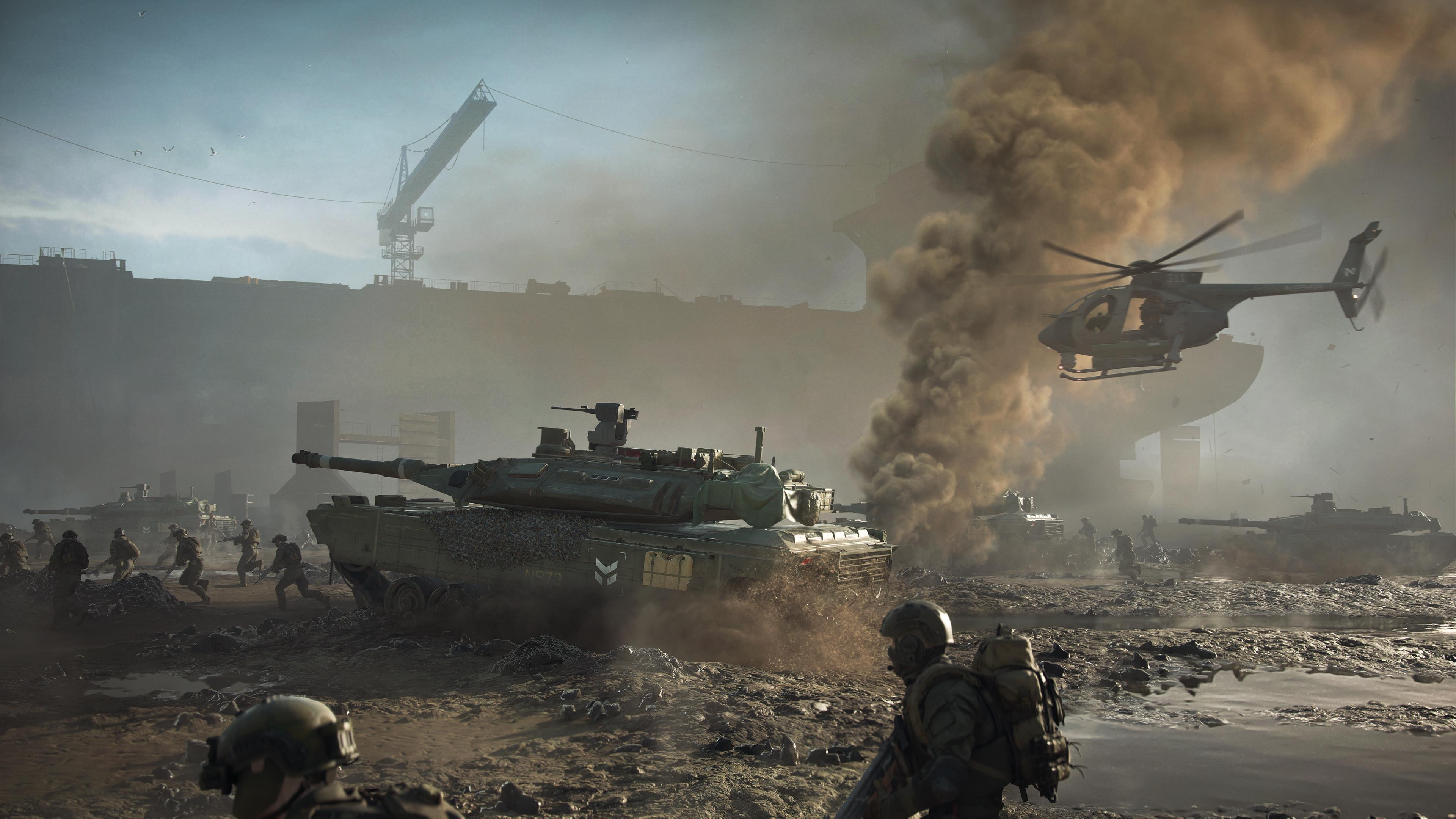 Battlefield 2042 has Crysis-style on-the-fly weapon ...