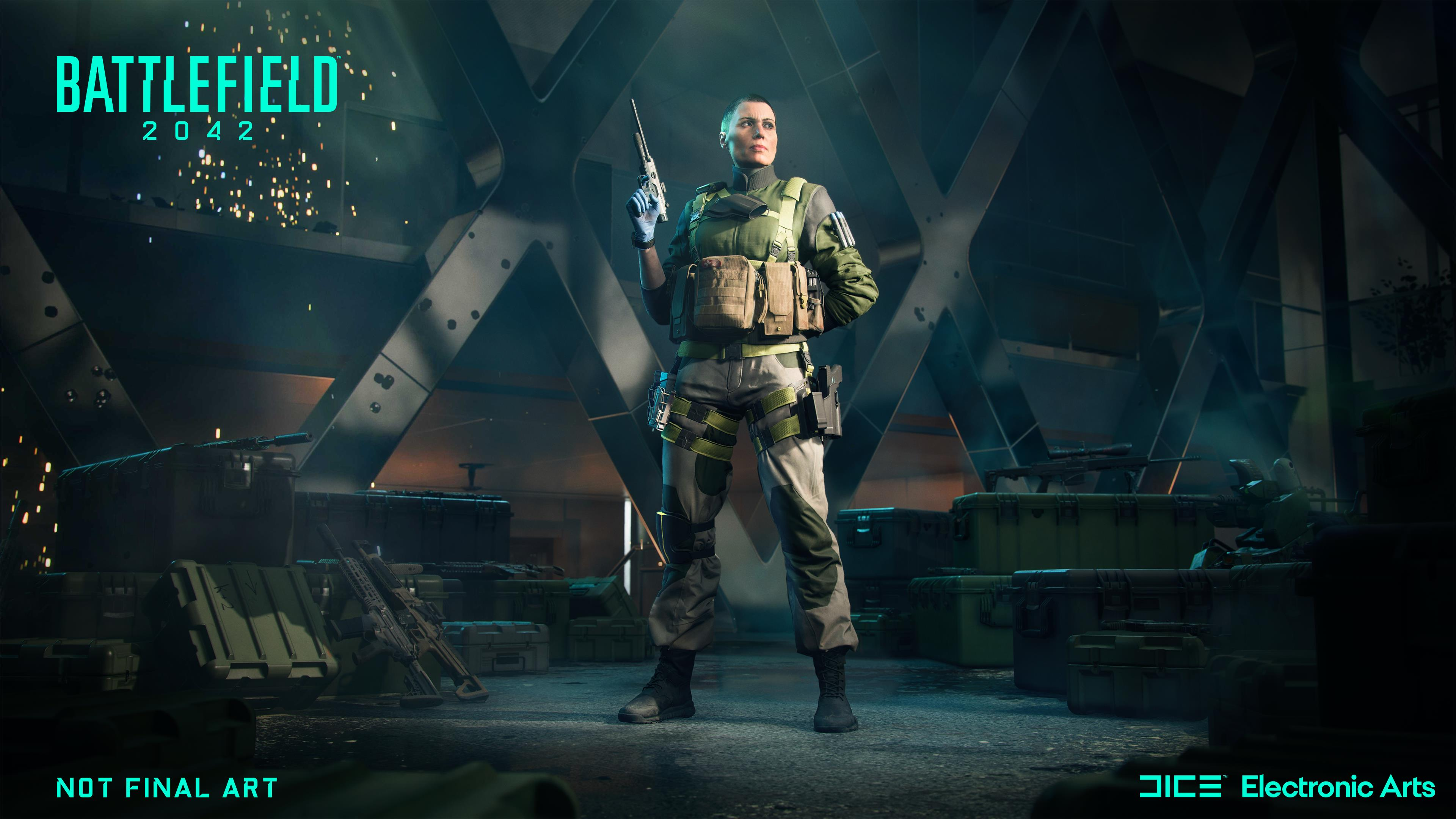 Battlefield 2042 Specialists are Siege-like characters ...
